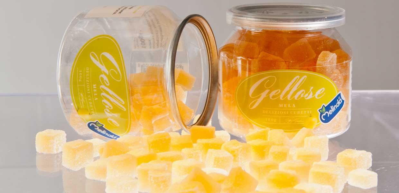 Caramelle gelatine di Frutta Mela Melinda
