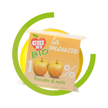 Mousse BIO Apple