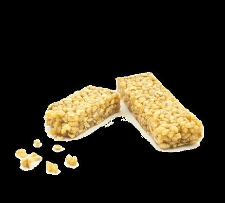 barrette cereali e mela melinda