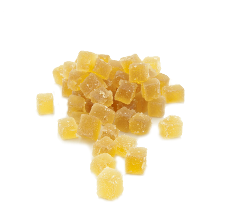 gellose agrumi caramelle gelee alla frutta