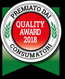 LOGO QUALITY AWARD 2018-2
