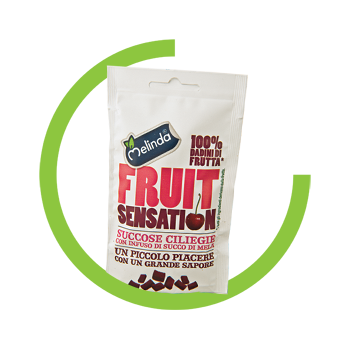 Caramelle gelatine di frutta Fruit Sensation