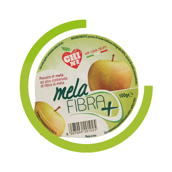 Mousse Apple FIBRA+