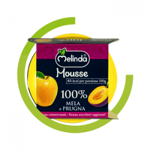 Mousse Melinda 100% Apple Plum